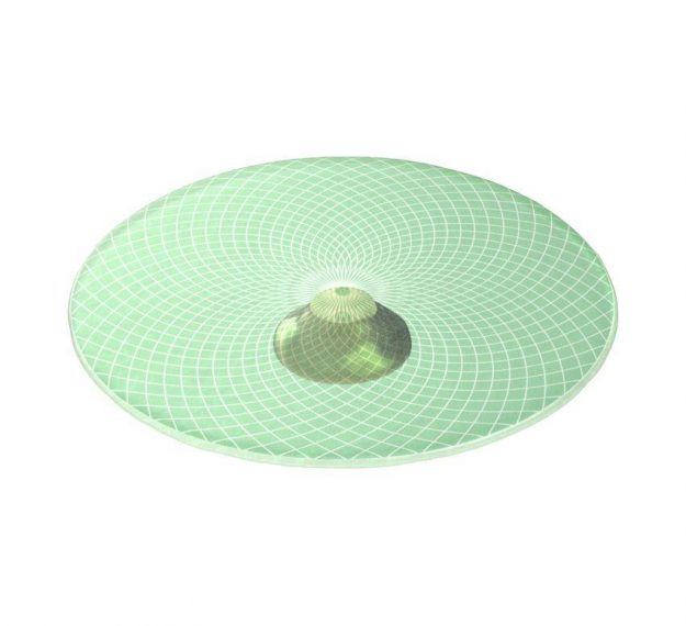 Mint Green Wedding Cake Stand - An Opulent Touch by Anna Vasily. - 3/4 view